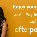 Smile Now and Pay Later with Afterpay!