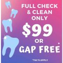 Dental Exam and Clean Offer